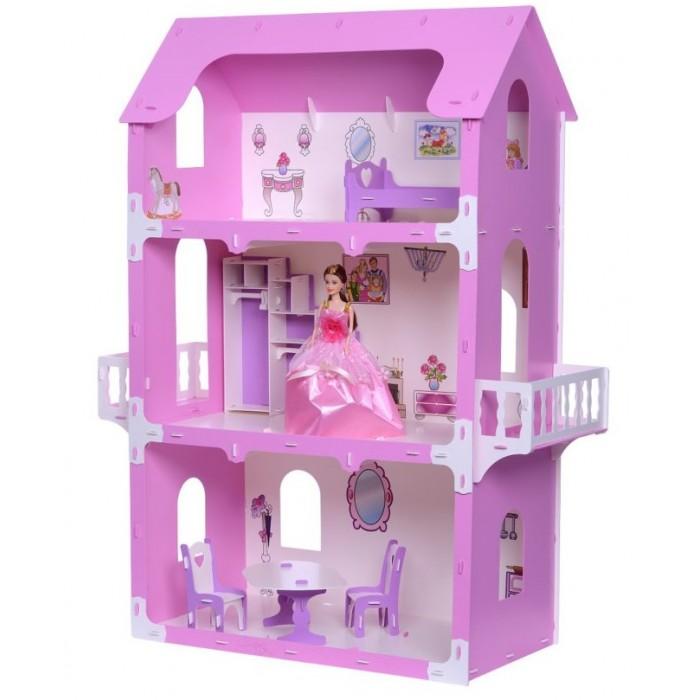 Купить Кукольные домики и мебель, Krasatoys Домик для кукол Коттедж Екатерина