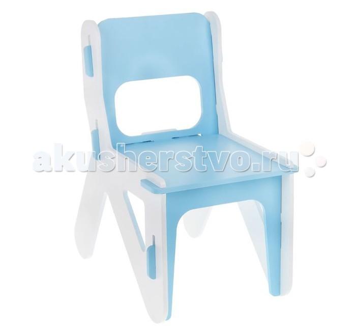 Детская мебель , Столы и стулья Краснодеревщик Стул Играем-собираем ДШ №0 арт: 260886 -  Столы и стулья