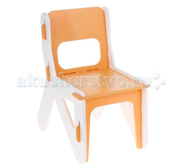 Детская мебель , Столы и стулья Краснодеревщик Стул Играем-собираем ДШ №1 арт: 260892 -  Столы и стулья