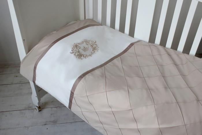 Купить Постельное белье 1.5-спальное, Постельное белье Krisfi 1.5 спальное Утонченность (3 предмета)