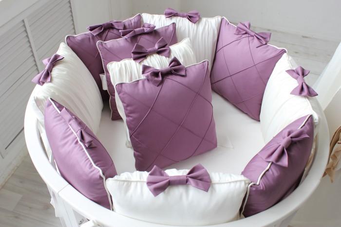 Бортик в кроватку Krisfi Sweet Dream