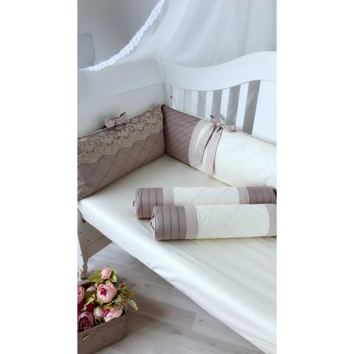 Комплект в кроватку Krisfi Волшебство (7 предметов)
