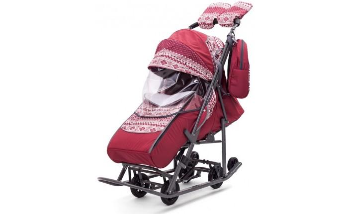 Купить Санки-коляски, Санки-коляска Pikate Скандинавия