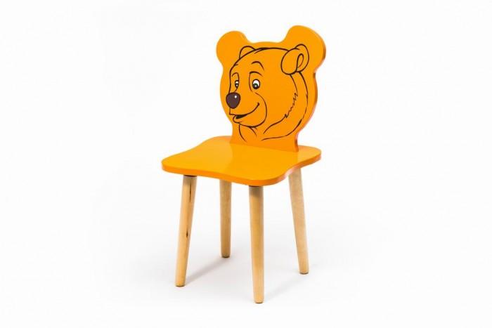 Детские столы и стулья Polli Tolli Детский стульчик Джери Медвежонок