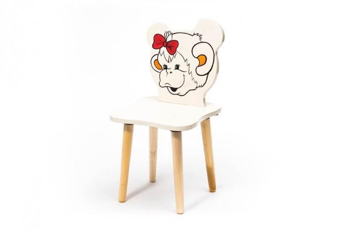 Детские столы и стулья Polli Tolli Детский стульчик Джери Обезьянка