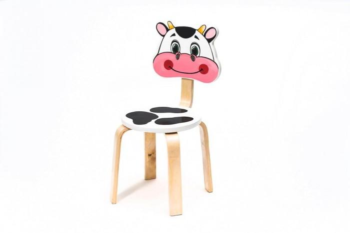 Столы и стулья Polli Tolli Детский стульчик Мордочка Коровка детский стульчик hoba life