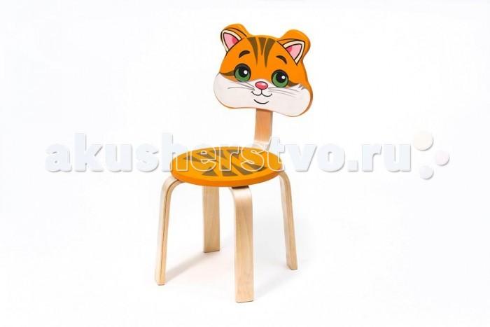 Столы и стулья Polli Tolli Детский стульчик Мордочка Котёнок