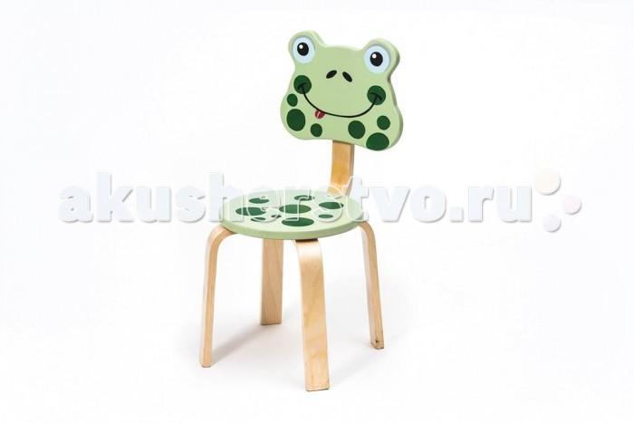 Столы и стулья Polli Tolli Детский стульчик Мордочка Лягушка