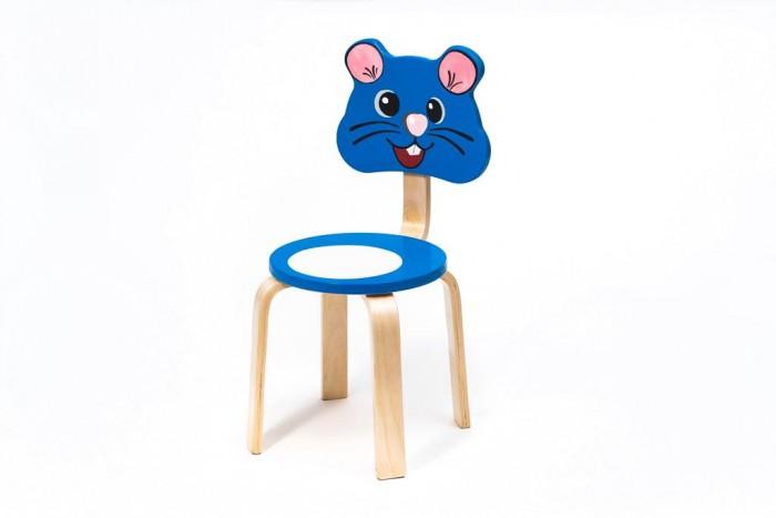 Столы и стулья Polli Tolli Детский стульчик Мордочка Мышка