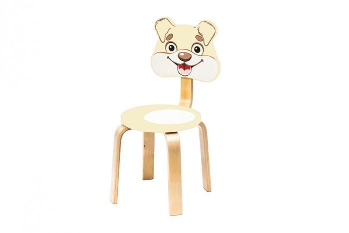 Детские столы и стулья Polli Tolli Детский стульчик Мордочка Собачка купить