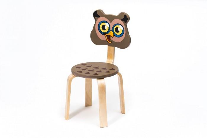 Polli Tolli Детский стульчик Мордочка Совушка