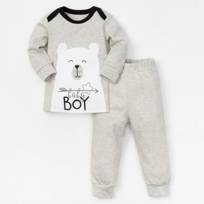 Фото - Комплекты детской одежды Крошка Я Костюм для мальчика (джемпер, брюки) Baby bear bear baby