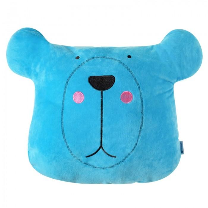 Крошка Я Подушка Мишка 48х38 см