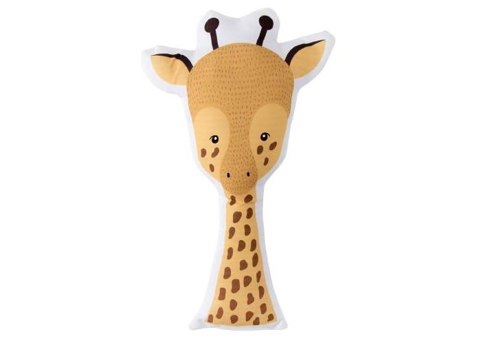 Крошка Я Подушка Жираф 50х20 см