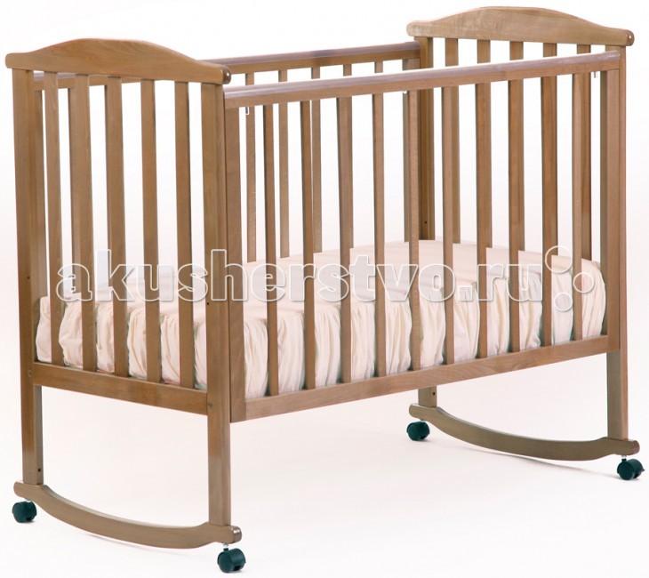 Детские кроватки Кубаньлесстрой АБ 15.0 Лютик качалка без ящика аб серкл про купить в смоленске
