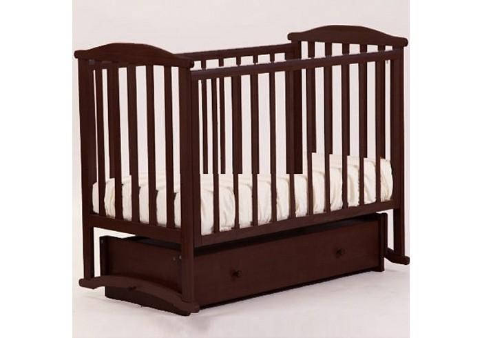 Купить Детские кроватки, Детская кроватка Кубаньлесстрой АБ 15 Лютик маятник универсальный