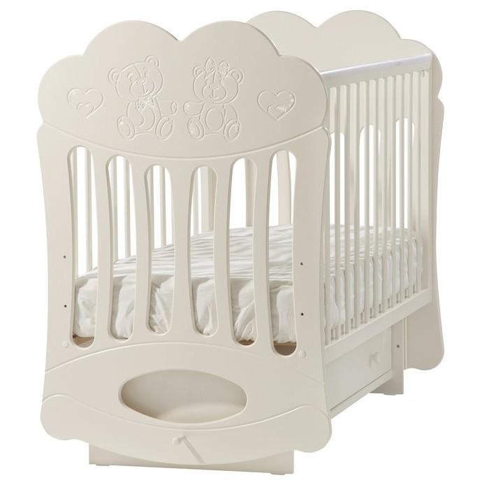 Детская мебель , Детские кроватки Кубаньлесстрой Baby sleep маятник поперечный арт: 505686 -  Детские кроватки