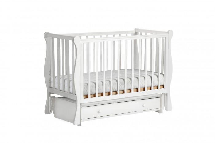 Купить Детские кроватки, Детская кроватка Кубаньлесстрой БИ 40 Кубаночка-4 маятник универсальный