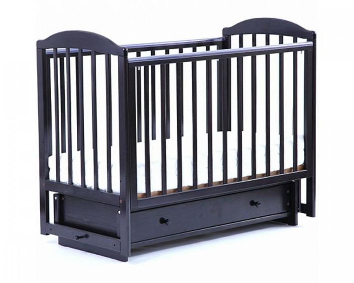Купить Детские кроватки, Детская кроватка Кубаньлесстрой БИ 41 Кубаночка-5 универсальный маятник