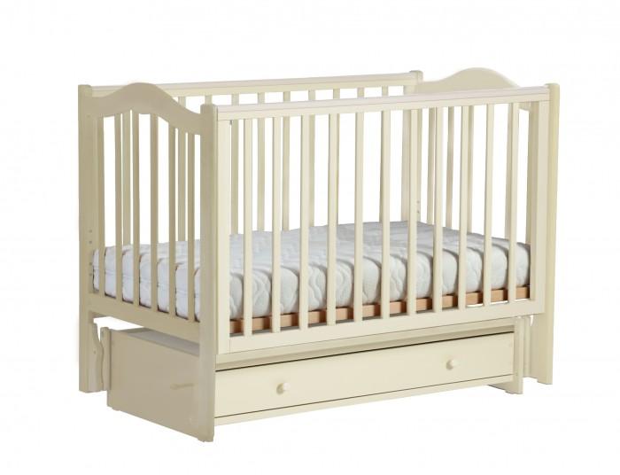 Купить Детские кроватки, Детская кроватка Кубаньлесстрой Кубаночка-1 универсальный маятник