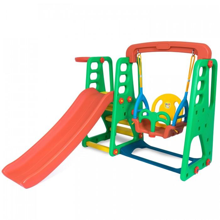 Happy Box Детский игровой комплекс для дома и улицы JM-1002