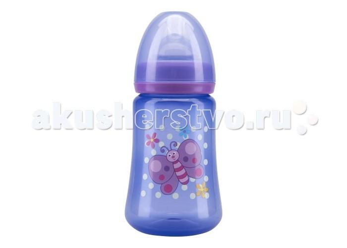 Бутылочки Курносики для кормления 250 мл 11010 курносики бутылочка с силиконовой соской 11112 0 250 мл