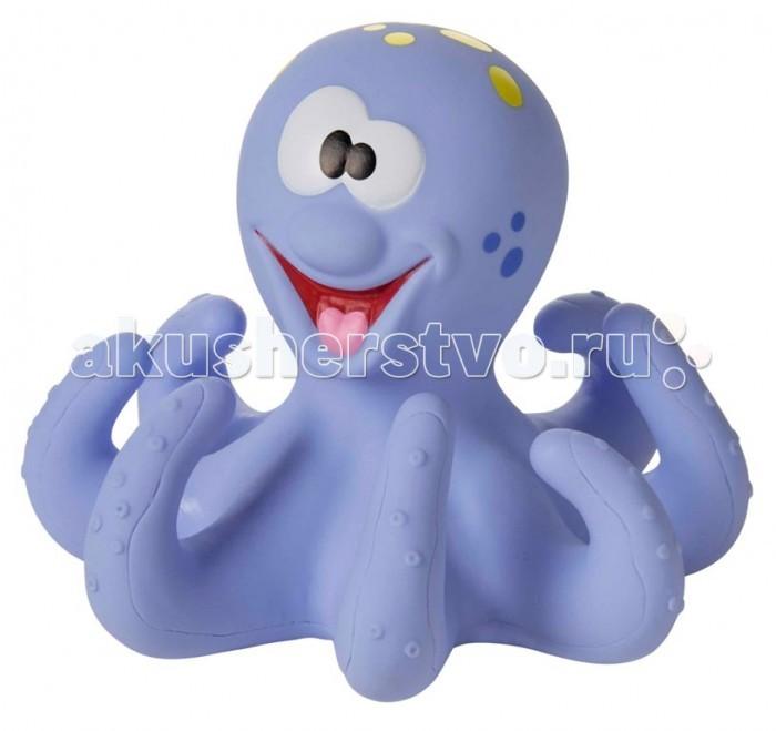 Игрушки для ванны Курносики Игрушка для ванны Веселый Осьминог 12 см игрушки для ванны tolo toys набор ведерок квадратные