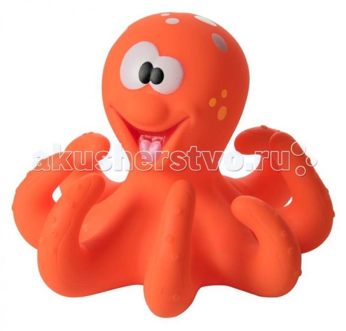 Игрушки для ванны Курносики Игрушка для ванны Веселый Осьминог 12 см игрушки для ванны умка заводная игрушка