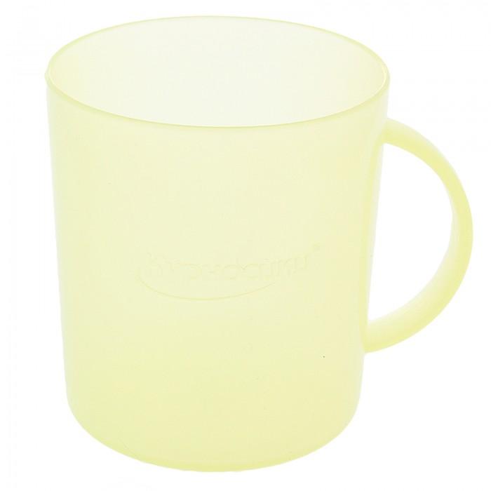Посуда Курносики Кружка цветная с ручкой курносики кружка цветная с ручкой 6 мес 200мл  17027