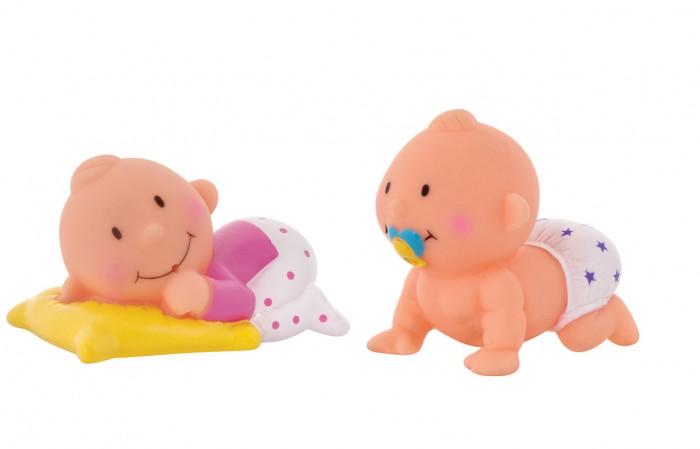 Игрушки для ванны Курносики Набор игрушек-брызгалок для ванны Пупсики игрушки для ванны tolo toys набор ведерок квадратные