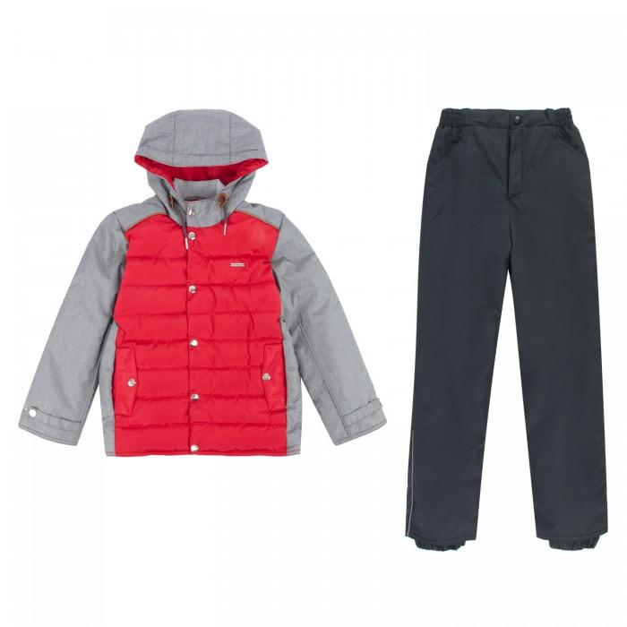 Kvartet Комплект для мальчика (куртка и полукомбинезон) 532-М