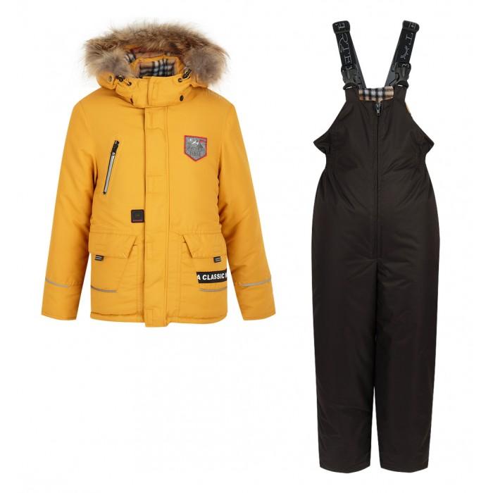 Kvartet Комплект для мальчика (куртка и полукомбинезон)