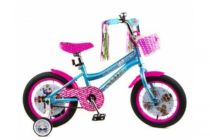 двухколесные велосипеды Двухколесные велосипеды L.O.L. 14 ВН14210