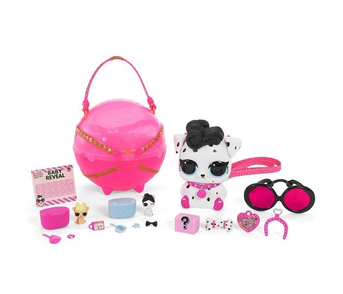 Купить Игровые наборы, L.O.L. Surprise Игрушка кукла-сюрприз в шарике Большой питомец