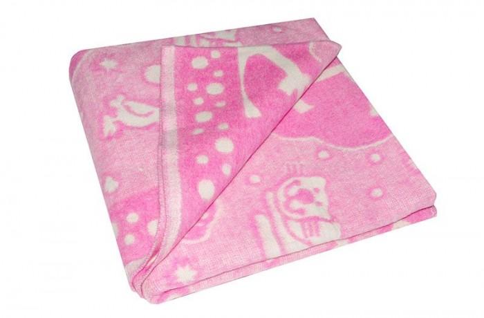 Одеяла Ермолино байковое 100х120 см одеяла klippan байковое 70х90 см