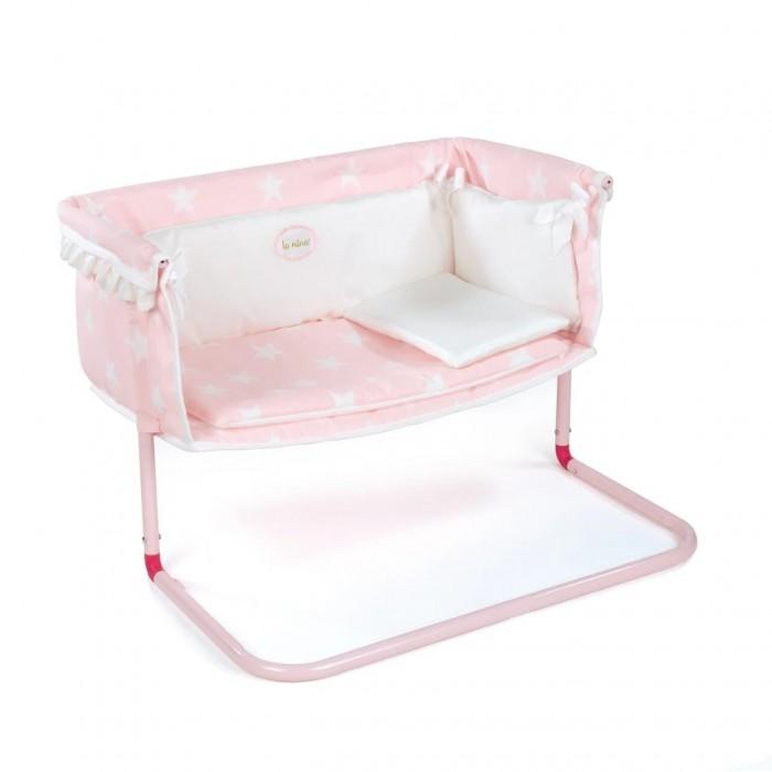 Кроватка для куклы La Nina 62071