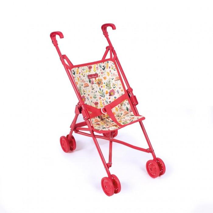Коляски для кукол La Nina трость 462101 коляски для кукол la nina трость 60404