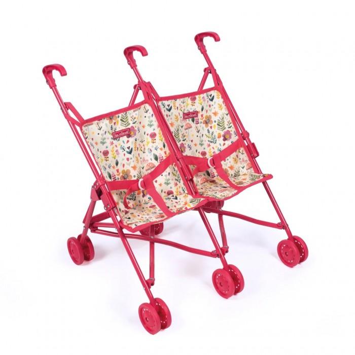 Коляски для кукол La Nina трость для двойняшек коляски для кукол la nina трость 60404