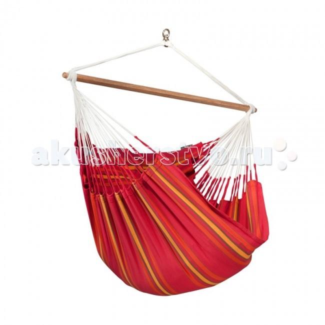 Детская мебель , Гамаки La Siesta Подвесное кресло Lounger Currambera арт: 47328 -  Гамаки