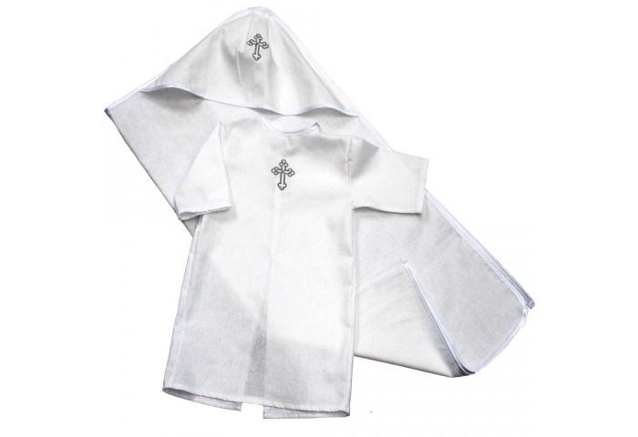 Крестильная одежда Labeille Крестильный набор домашняя одежда labeille банный аттик