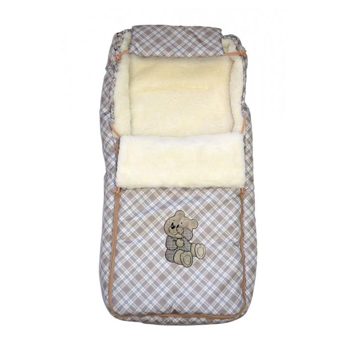 Купить Конверты для новорожденных, Labeille Зимний конверт меховой Капричио