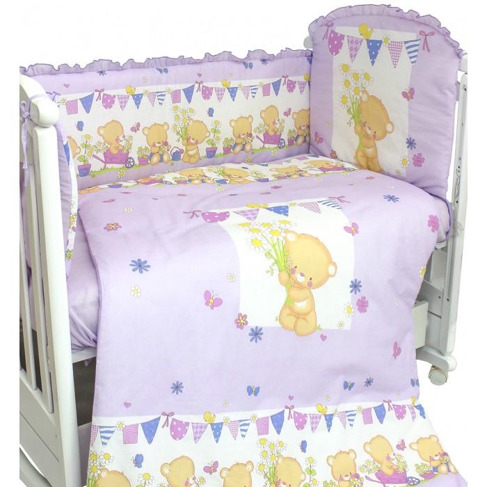 Фото - Комплекты в кроватку Labeille Мишаня (6 предметов) комплекты в кроватку labeille вечеринка маленького жирафа 6 предметов