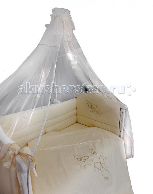Комплект в кроватку Labeille Farfalla (7 предметов)