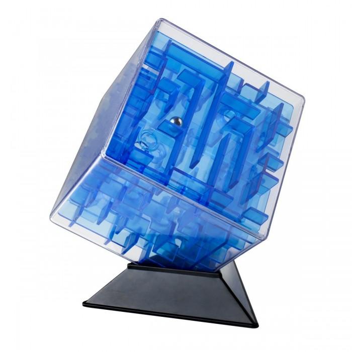 Настольные игры Labirintus Интерактивная головоломка Куб 10 см