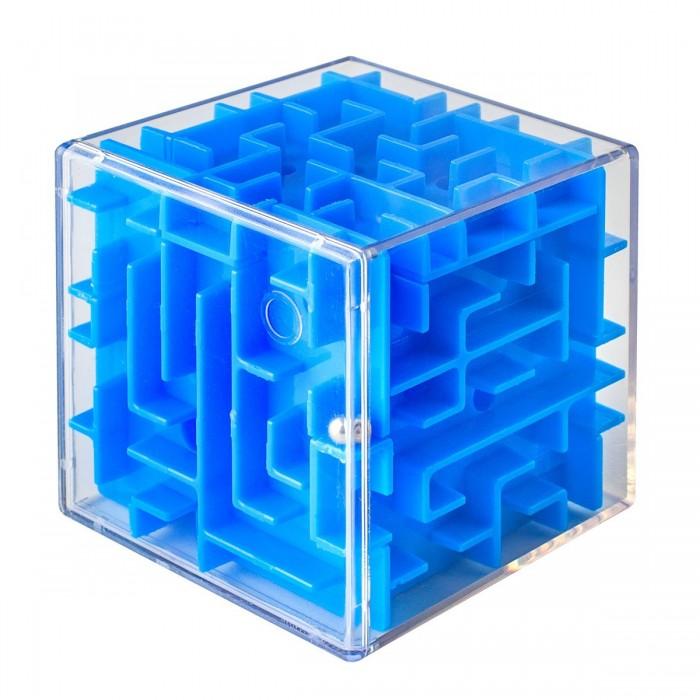 Настольные игры Labirintus Интерактивная головоломка Куб 6 см