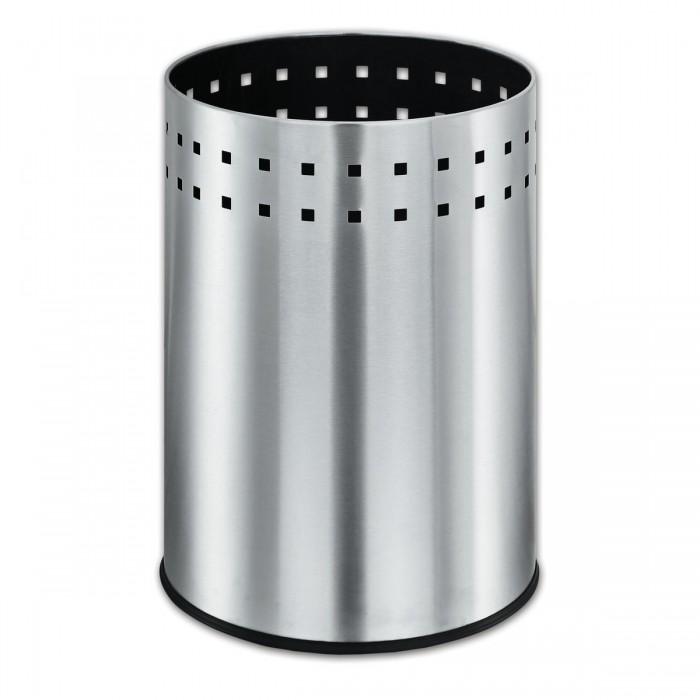 Лайма Корзина металлическая для мусора Bionic 12 л от Лайма