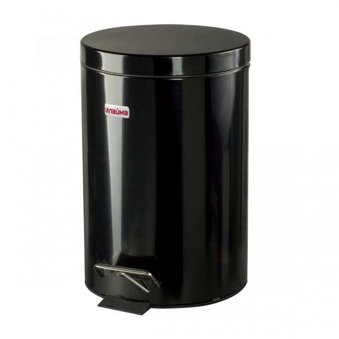 Хозяйственные товары Лайма Ведро-контейнер для мусорас педалью Classic 12 л