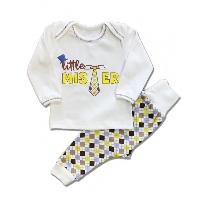 Пижамы и ночные сорочки LalaBaby Пижама 821-011 пижамы артишок пижама герой