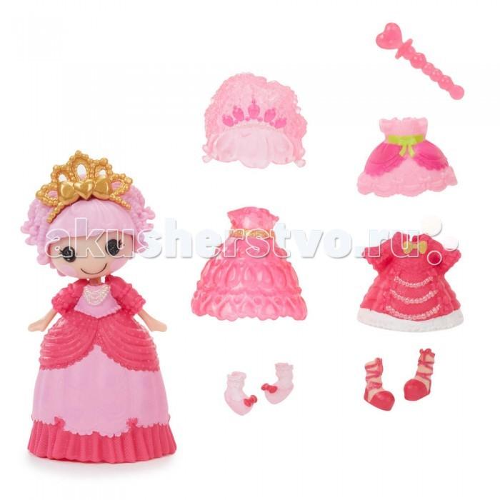 Куклы и одежда для кукол Lalaloopsy Mini Игровой набор Style n Swap Princesse игра lalaloopsy 525493