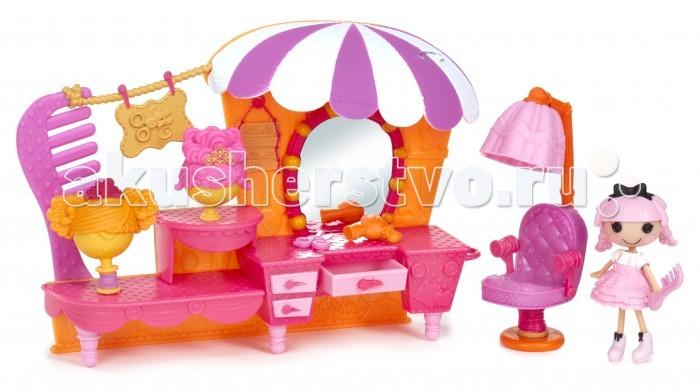 Куклы и одежда для кукол Lalaloopsy Mini Кукла с интерьером одежда обувь и аксессуары